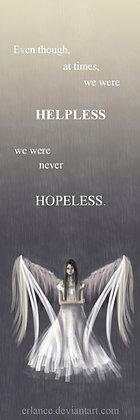 Bookmark: Helpless