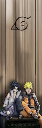 Bookmark: Naruto