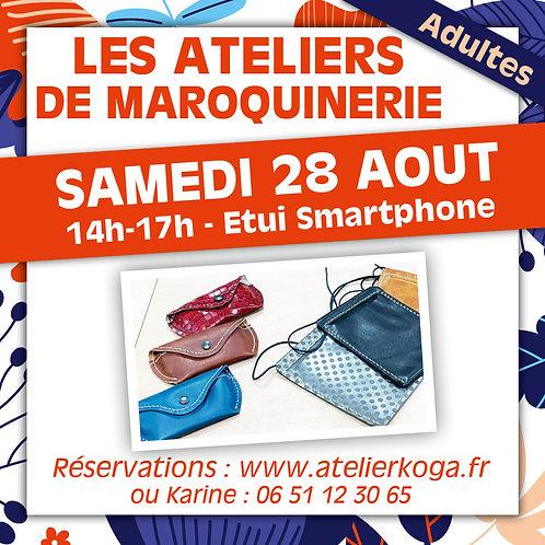 Atelier Samedi 28 Aout - 14h-17h