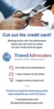 TravelAdvocates-No Credit Card Required.