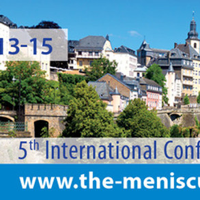 The Meniscus 2022 - 5th International Conference on Meniscus Science and Surgery