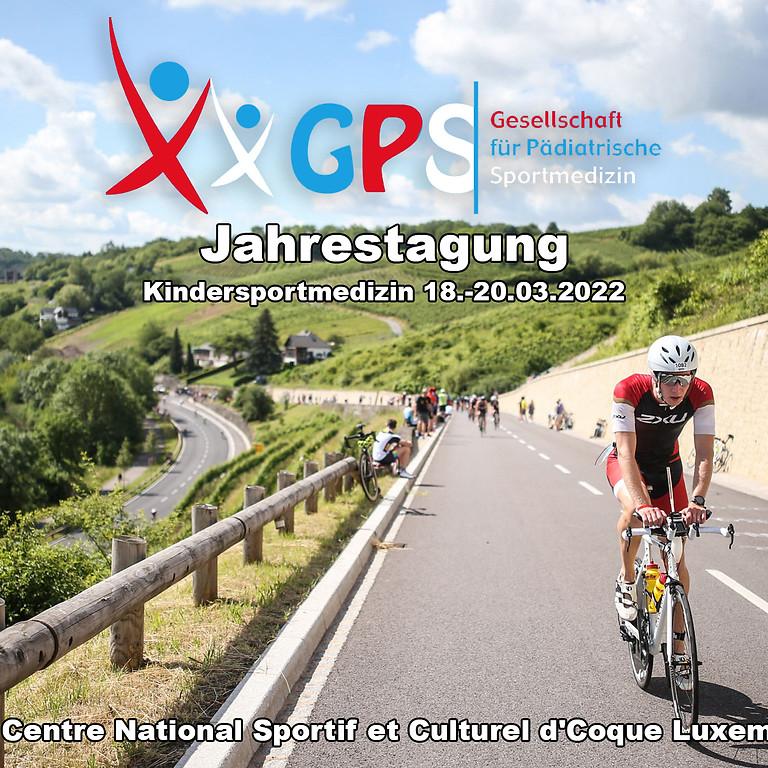 Jahrestagung 2022 - Kindersportmedizin (GPS)