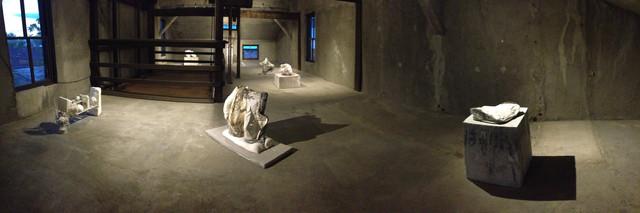 Yi Zhang Sculpture