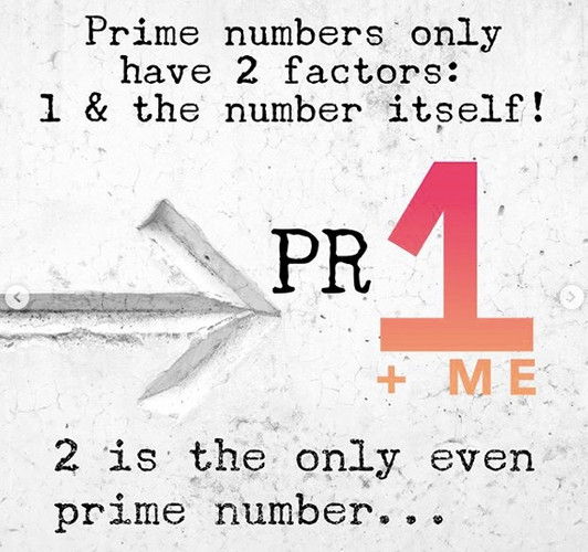 Prime number facts...