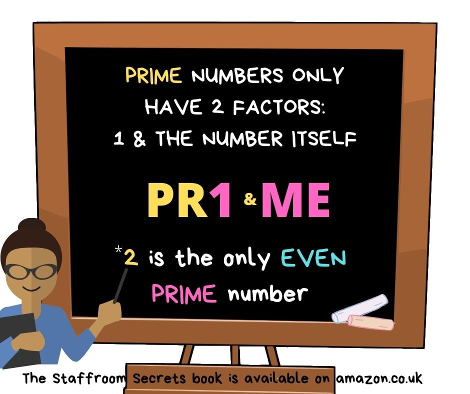 Prime Number Facts