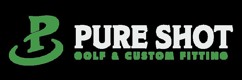 Pure Shot logo_horizontal color on dark