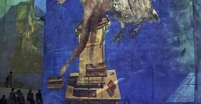 Les Carrières de Lumières : Dali et Gaudi à l'affiche des Baux de Provence