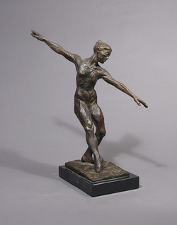 Adriana — Study in Bronze