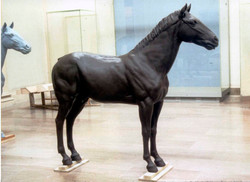 Epoxy Cast of Nambu Horse
