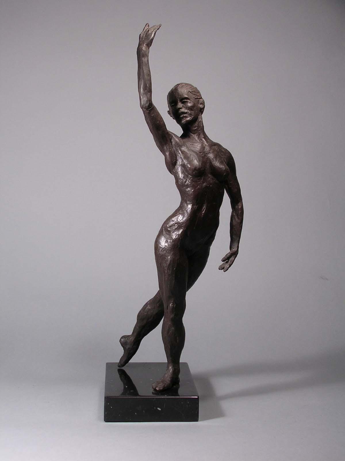Dancer — Bronze Sculpture