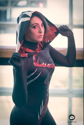 Gwenom - Marvel's Spider-verse