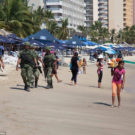 Acapulco: Stațiunea distrusă de droguri, arme și carteluri