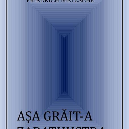 Așa grăit-a Zarathustra