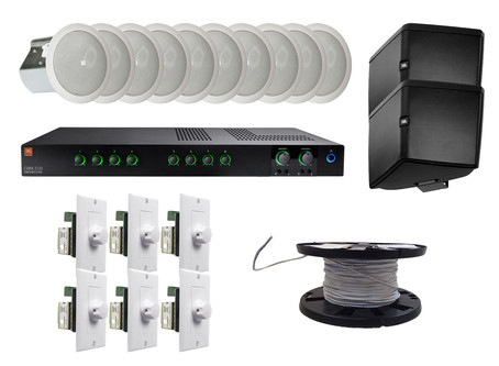Restaurant Sound System Package
