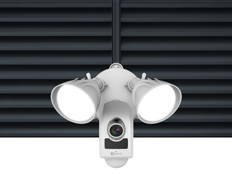 LC1 Smart Security Light Camera