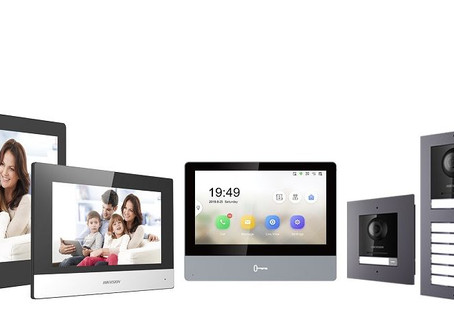 Highlights: HIKVISION IP Intercom Familly