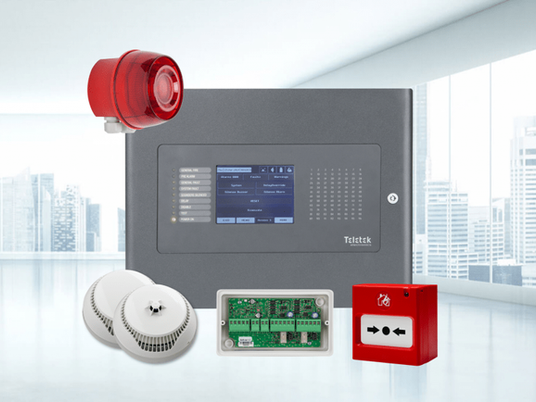 How a Commercial Fire Alarm Works