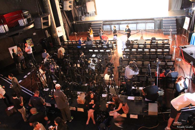 Latin Grammy 14th Press Conference