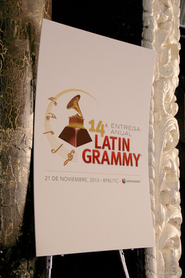 Latin Grammy 14th Press Conference Content