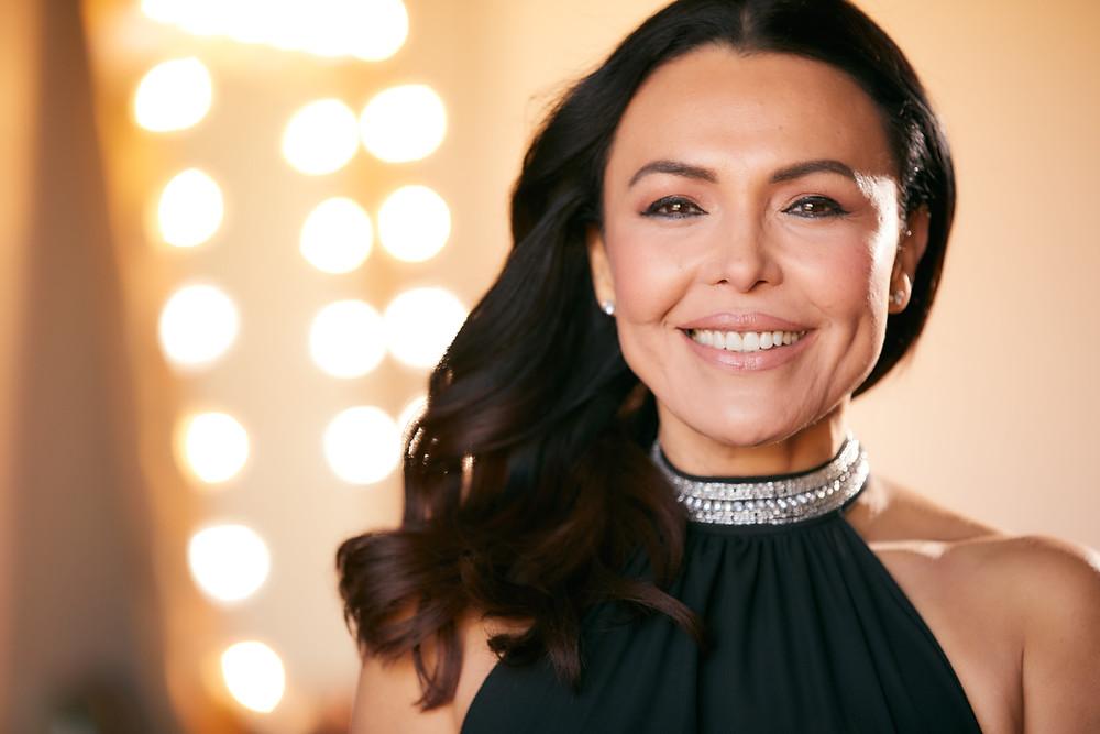 Actress Sandra Santiago - IMDB