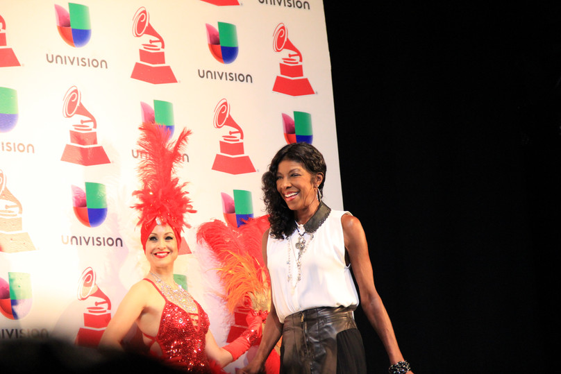 Latin Grammy 14th Press Conference at Av