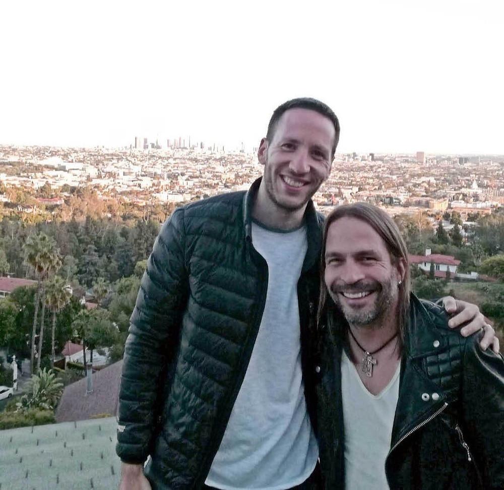 Edy Lan & Sergio Vallin Los Angeles California – photography courtesy by Lore Lan