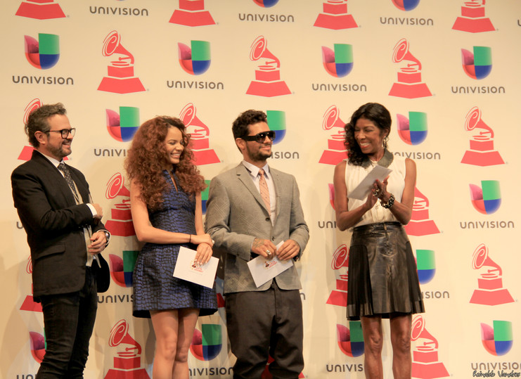 Latin Grammy 14th Press Conference