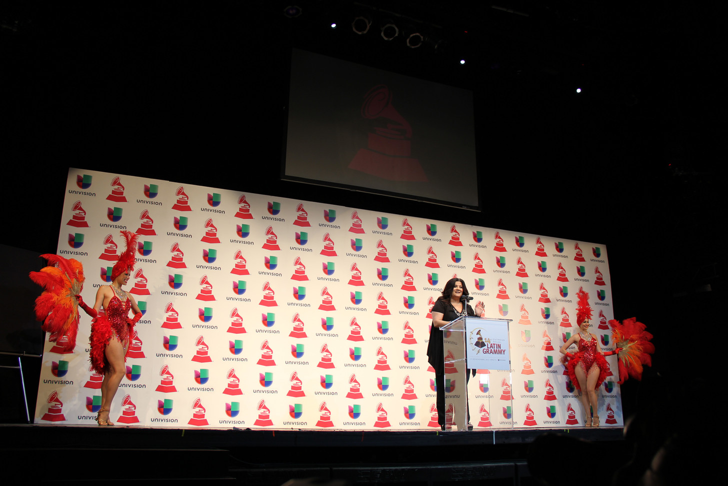 Latin Grammy 14th Press Conference at Av