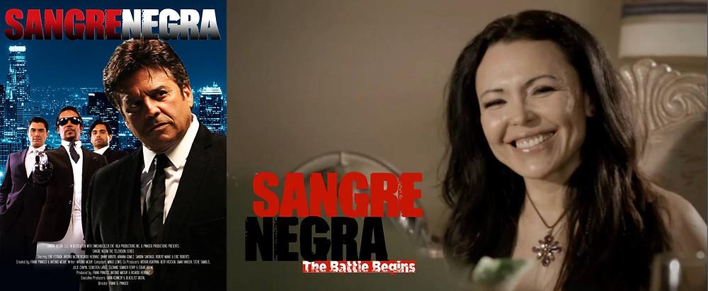 Sandra Santiago Sangre Negra