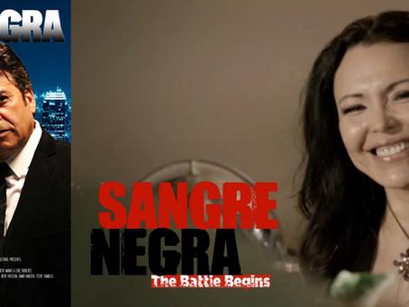 NEW ON AMAZON TV SERIES: SANDRA SANTIAGO IS LAURA SANTOS.