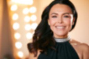 Actress Sandra Santiago headshot Photogr