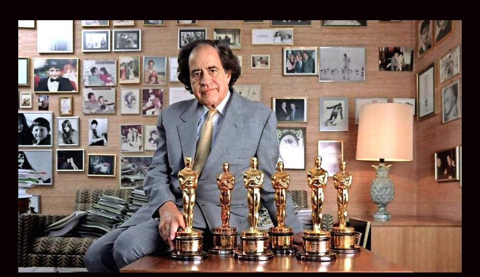 Arthur Cohn Film Producer six times Academy Award Winner