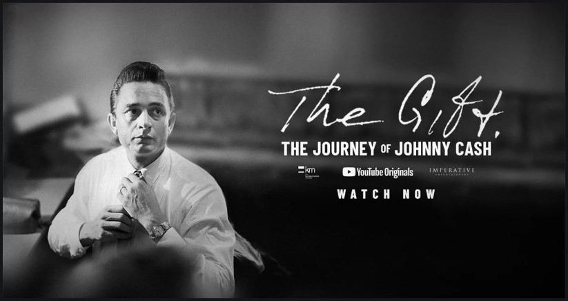 The Gift - The Journey of Johnny Cash documentary Youtube Originals