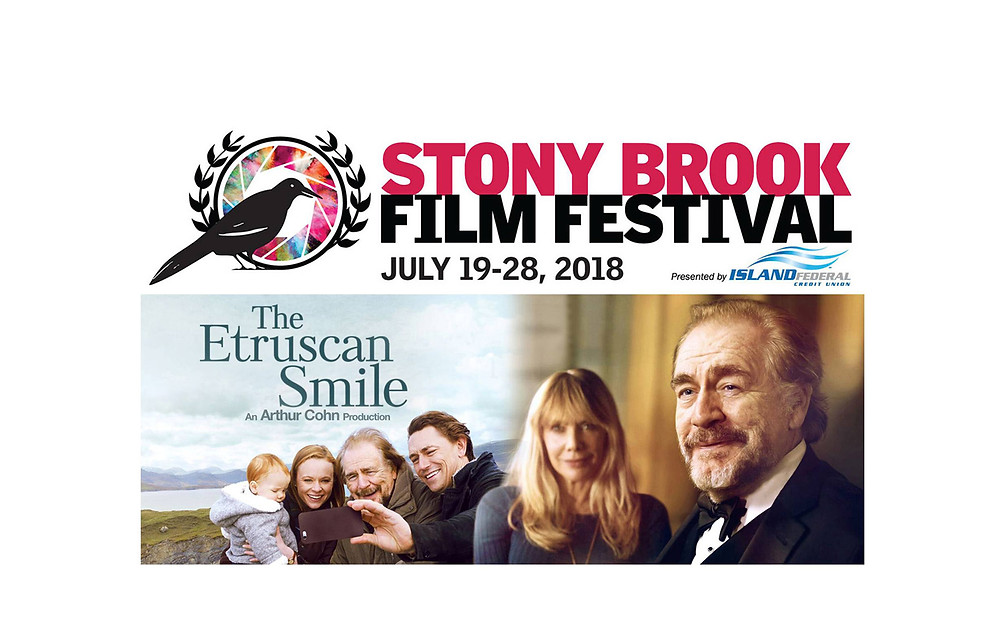 The Etruscan Smile US Premiere by Stony Brook Film Festival July 19 -28, 2018