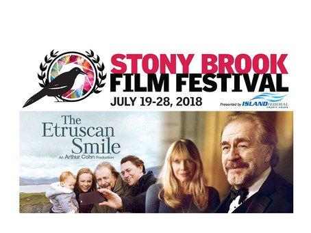 THE ETRUSCAN SMILE, A FILM BY ARTHUR COHN PRODUCTIONS, IS MAKING ITS ENTRY INTO THE US MARKET.