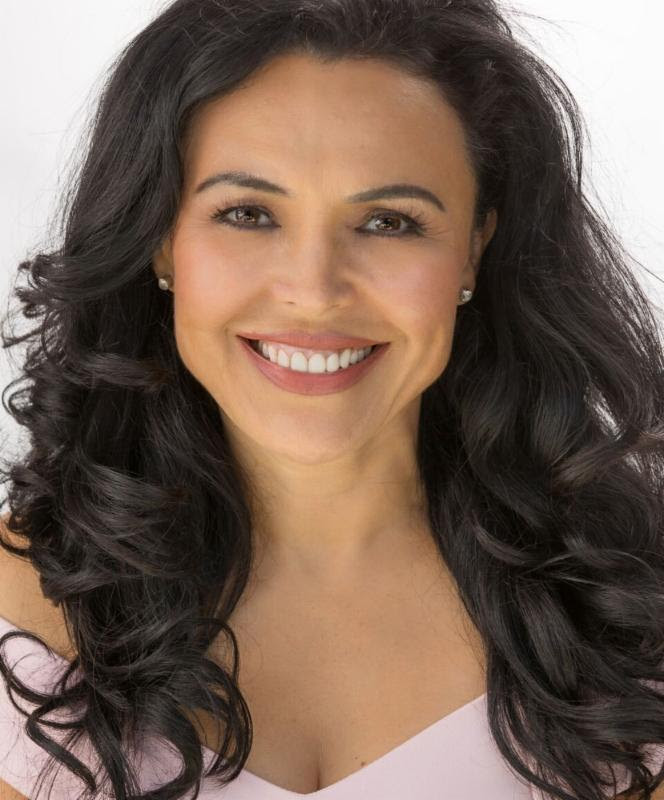 Actress Sandra Santiago stars in Sangre Negra opposite Erik Estrada. The series premieres exclusively on Amazon Prime on October 22, 2017