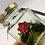 Thumbnail: Rose in glass jar