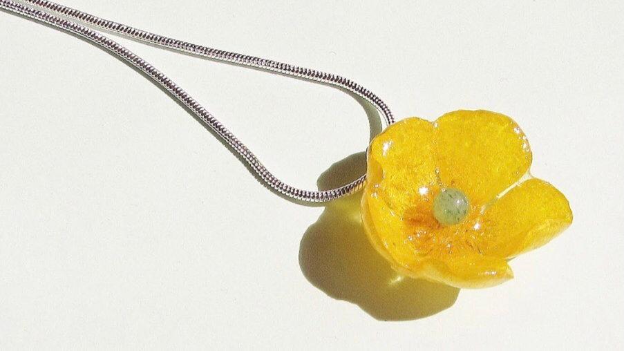 Buttercup & Aventurine Necklace