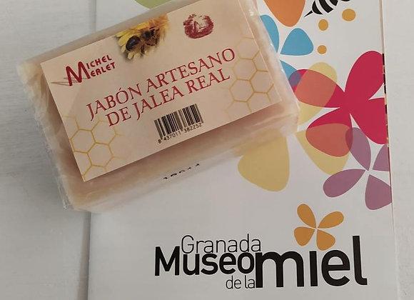 Jabones artesano de Jalea Real 100 g