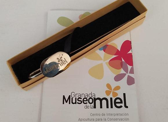 Marcador de páginas Museo de la Miel
