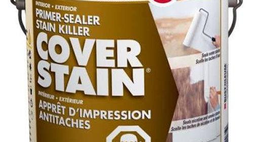 ZINSSER COVER STAIN OIL