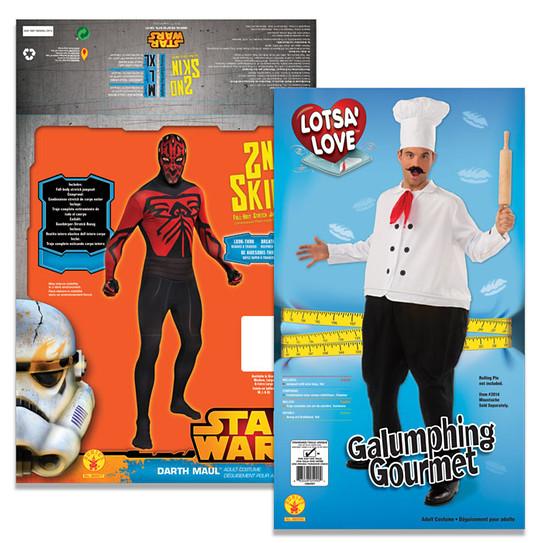 Costume Packaging
