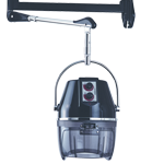 Secador casco Gamma con brazo