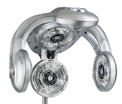 Climazón modelo Anix 3600 Color plata