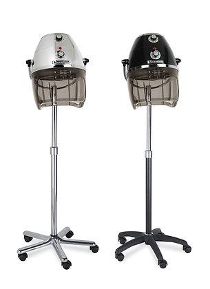 Secador casco metálico Géminis 2 vel.