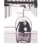 Secador modelo Geminis con brazo