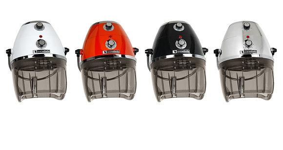 Secador casco metálico Géminis