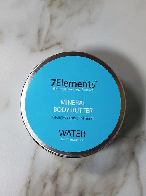 7Elements Dead Sea Mineral Body Butter 200ml (Rose)