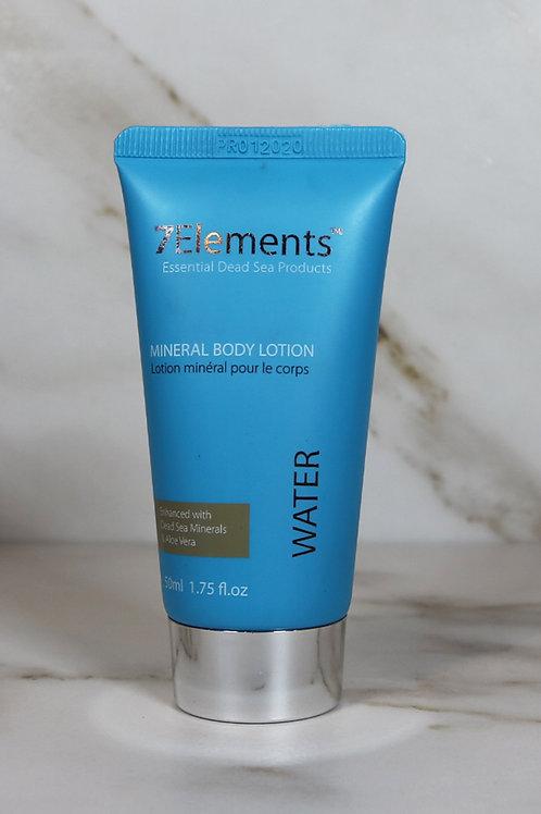 7Elements Dead Sea Mineral Body Lotion 50ml