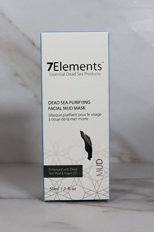 7Elements Purifying Facial Mud Mask 50ml